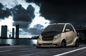 Smart ForTwo by JensTrio