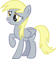 Derpy Hooves by greseres