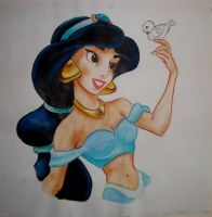 Princess Jasmine by db702