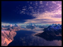 Silent Mountains by Groundbase