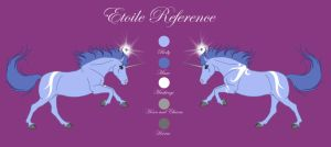 Etoile Reference Updated by harlequin-wondercat