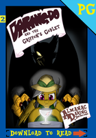 (2) Daring Do and the Griffons Goblet by AlmanacPony