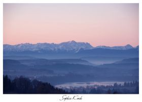 Misty Mountains by Soffeline