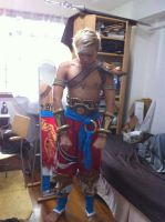 SC3 Kilik Outfit Test by keruuu