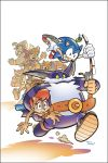 Sonic 213 cover by Yardley