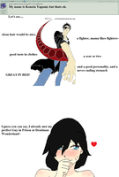 Ask Konota Yagami-Perfect Guy? by peppermix14