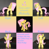 Custom Fluttershy 2.0 by AleximusPrime