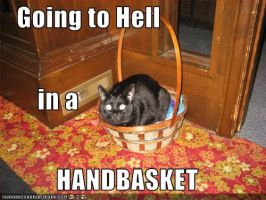 Hell in a Handbasket by ayame4sfr