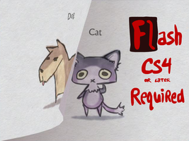 Squiggly Flashbook by JohnSu