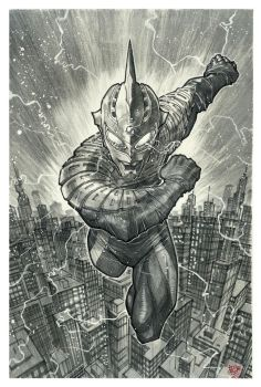 Ultraseven by rogercruz