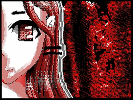 Kristi -more flipnote crap- by Maekii