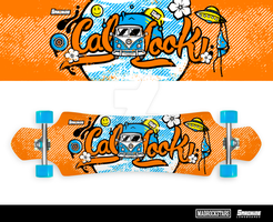 Cal Look - Smachine Longboards by glampop