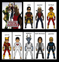 Young Justice Season 1 Episode 1 by the-collector-13