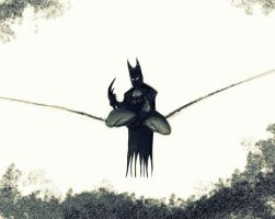Classic Batman by Jefferson-Apgar