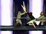 Star Wars episode I: The phantom menace.  by chiimich