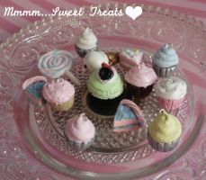 Sweet Treats Charms by FatallyFeminine