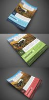Travel Corporate Flyer by glenngoh