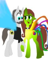 Make New Cuitemark For My Oc My Bf Oc Is Surpied by daylover1313