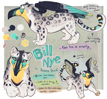 BillNye by colonel-strawberry