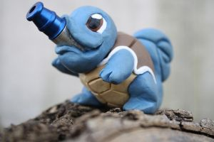 Squirtle by Fuckinintents