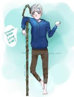 Jack Frost Wanna have some fun? by Toru-chi