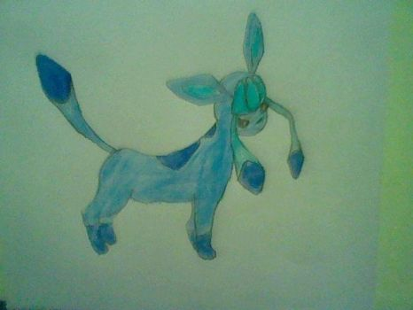 glaceon by Bitmask15