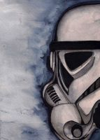 Stormtrooper by RobotsOnCandy