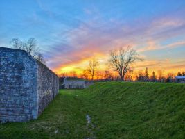 Old Fort Erie by iAmAddel