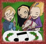 Code Lyoko Carols by Stardust-Phantom