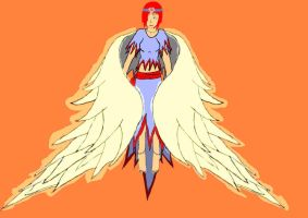 RE:Red Hair Angel by Nasby321