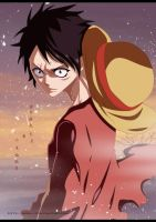 The Anger of luffy by Akira-12