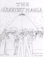 The Greatest Manga by crocrus