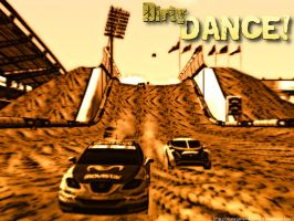 Dirty Dance Track Wallpaper 1 by courage-and-feith