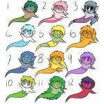 Naga Hatchling Adopts -OPEN!- by Fluffy-Puppys-Adopts