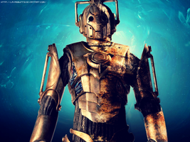 Cyberman by Lavasbuffo