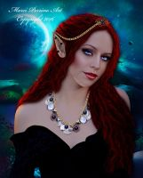 Elfin Beauty by marphilhearts