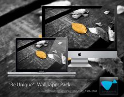 Be_unique_wallpaper_pack by veeradesigns