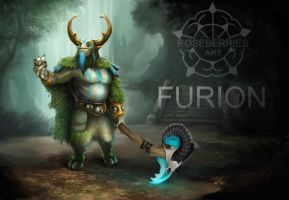 Furion by RoseberriesART
