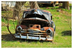 Another Rusty Pontiac by TheMan268