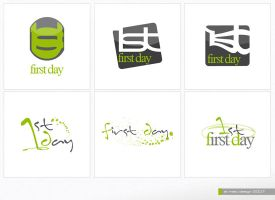 firstday logotype by elmisti