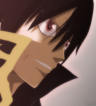 Fairy Tail 525 - Exiciting Zeref(SPOILERS AHEAD) by PixelZXGenius