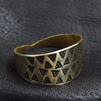 Bronze Prussian ring by Sulislaw