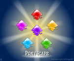 Elements Of Ponyscape (Ponyscape About Screen) by LeonTheOriginal