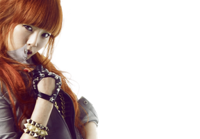 Hyuna HUH  png - 4Minute by Sellscarol