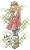 Eden of The East by towel-t