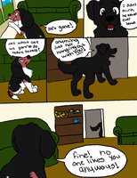 bettis and charlie comic by alexlovedogz