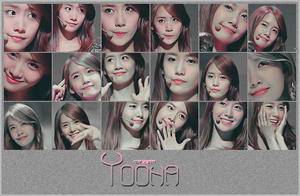 new icons yoona by Teaf-5
