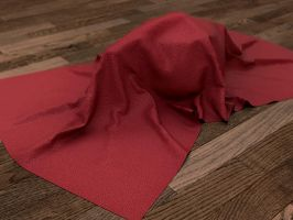 cloth test 3ds max by koncaliev