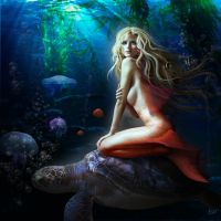 Mermaid by UrsulaOT