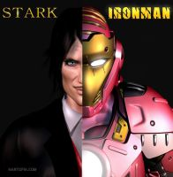 I am IronMan by blackzig